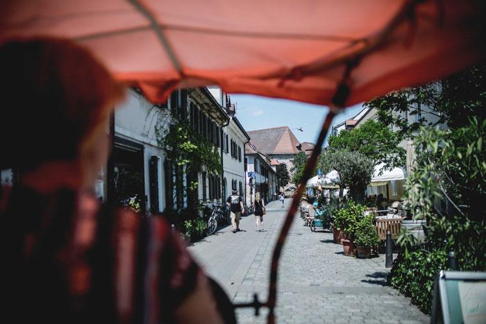 Erlangen Rikscha fahren