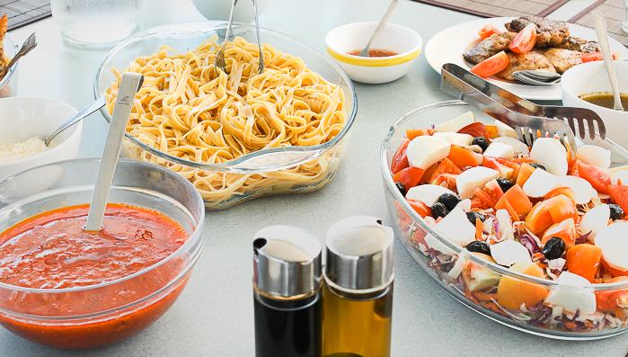 Essen auf den Seychellen