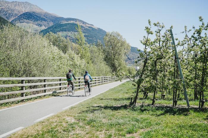 Etschtal-Radweg