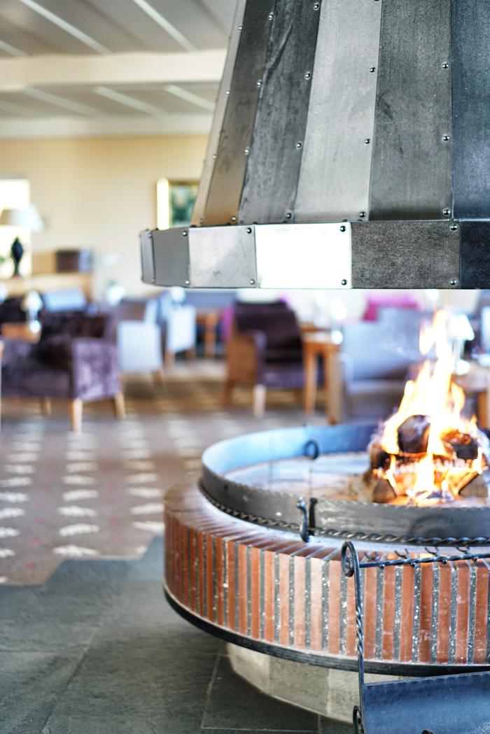 Feuerstelle HOtel Saigerhöh