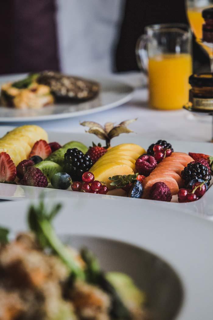 Frühstück AVANI Lissabon