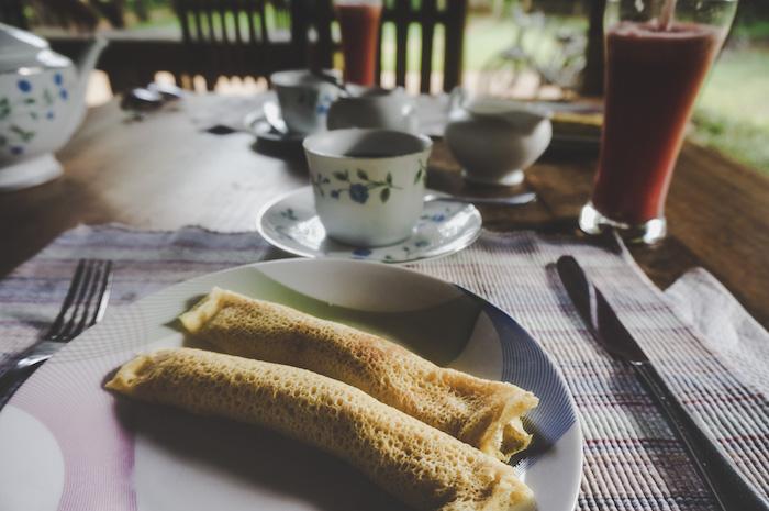 Frühstück Sri Lanka