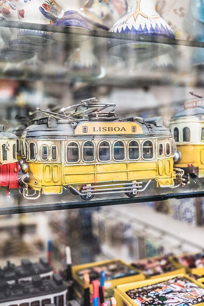 Gelbe Tram Souvenir