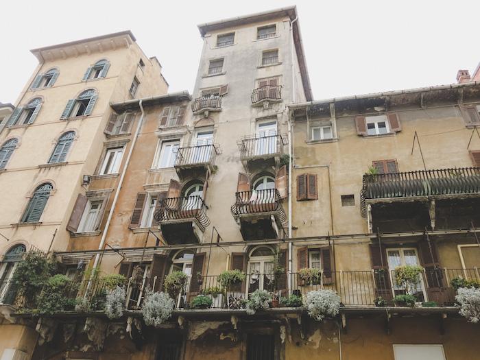 Haus am Piazza Erbe