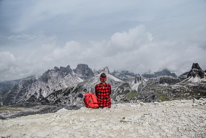 Dolomitenregion Drei Zinnen Rundwanderung