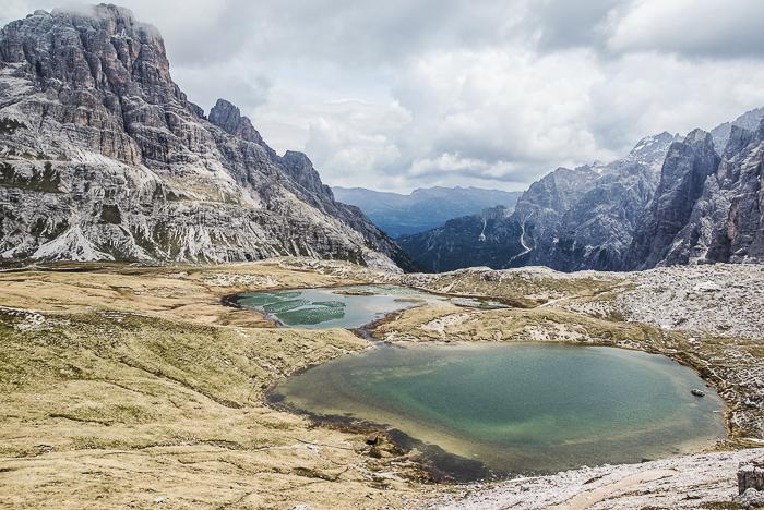 Dolomitenregion Drei Zinnen Bergseen