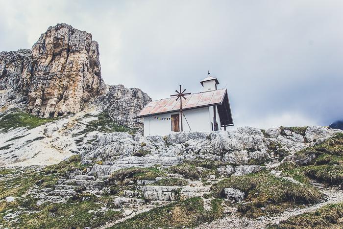 Dolomitenregion Drei Zinnen - Die Rundwanderung um die Drei Zinnen