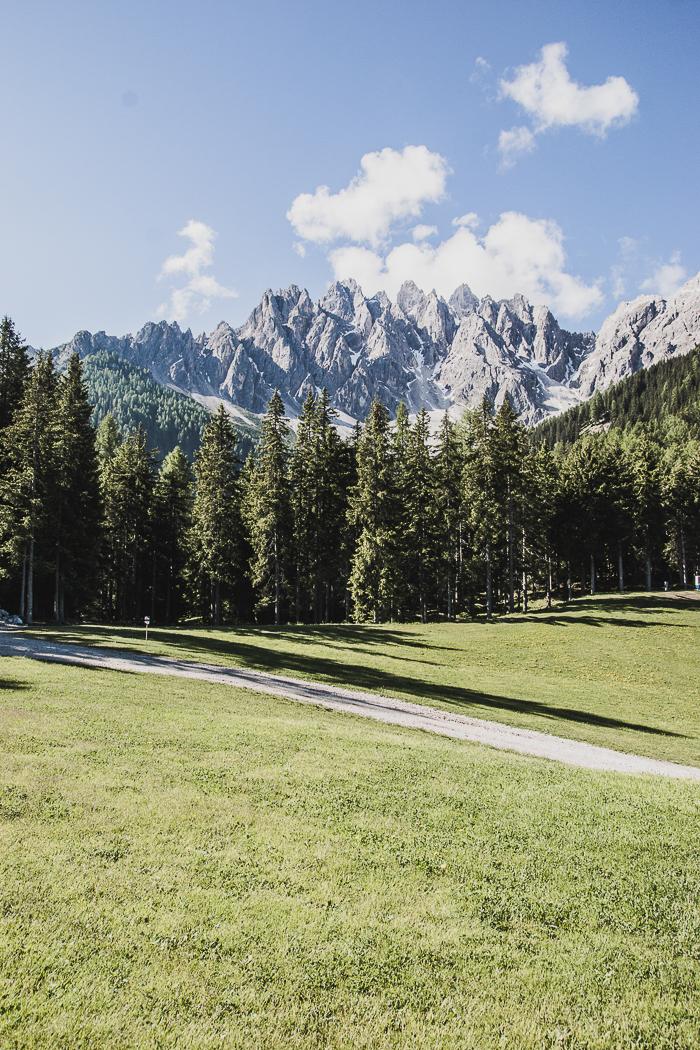Dolomitenregion Drei Zinnen - Wandern zum Haunoldköpfel