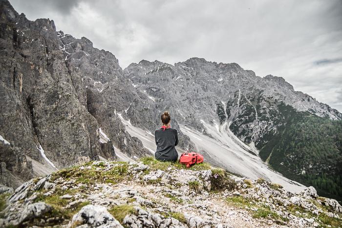 Dolomitenregion Drei Zinnen - Der Berg Haunold