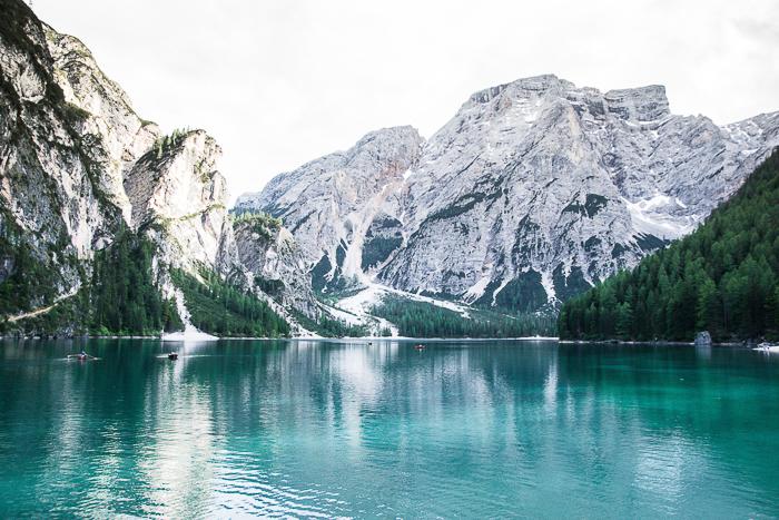 Dolomitenregion Drei Zinnen und der Pragser Wildsee