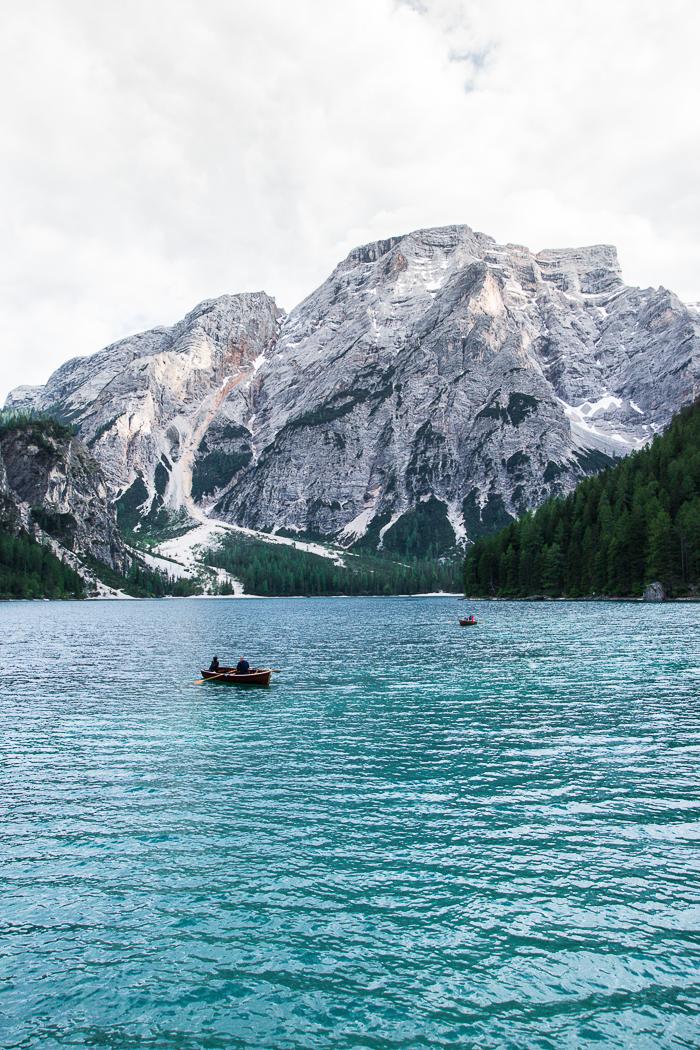 Dolomitenregion Drei Zinnen Pragser Wildsee