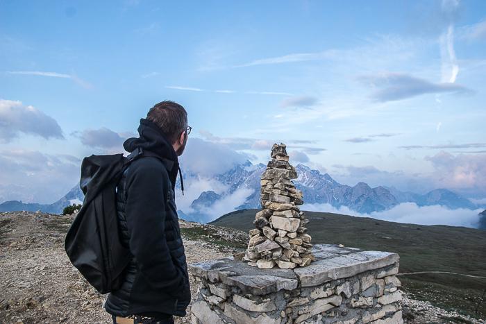 Dolomitenregion Drei Zinnen - Sonnenaufgang