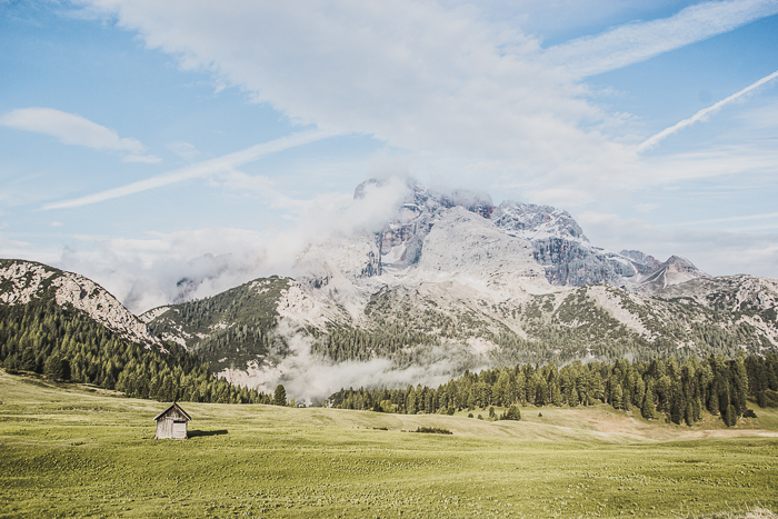 Dolomitenregion Drei Zinnen und die Plätzwiese