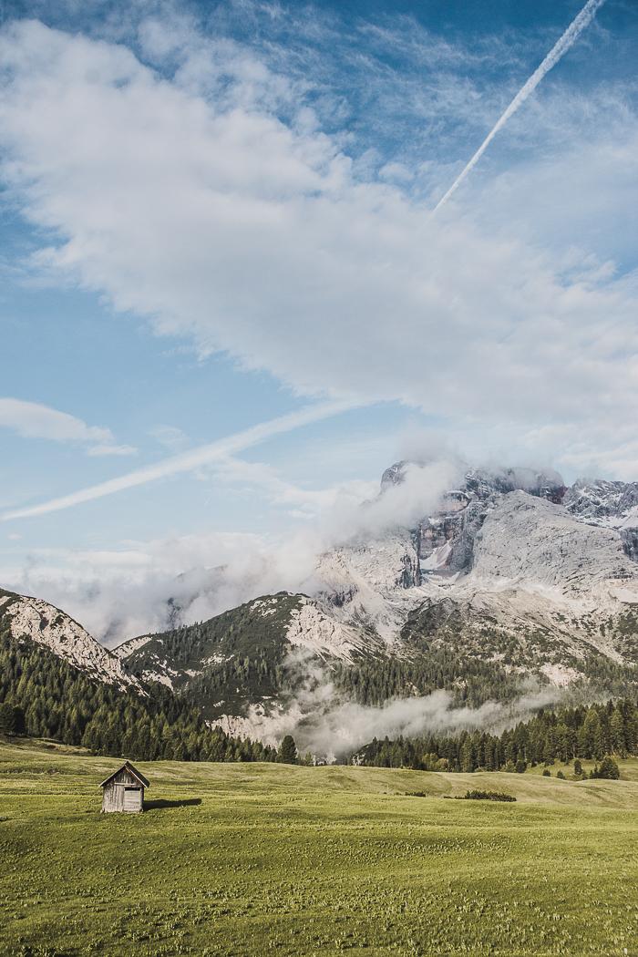 Dolomitenregion Drei Zinnen Plätzwiese