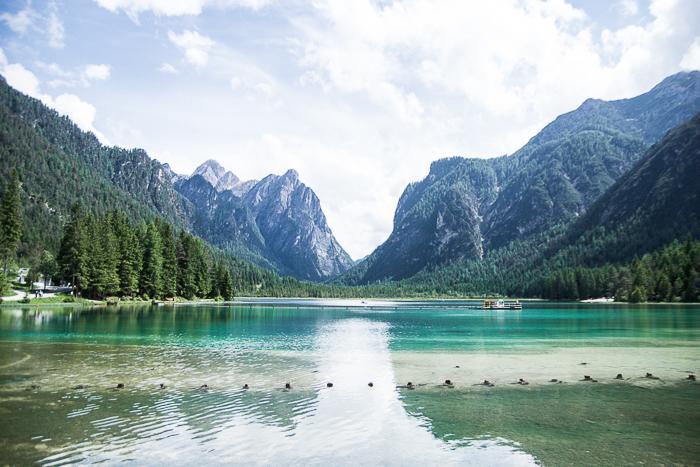 Dolomitenregion Drei Zinnen - See
