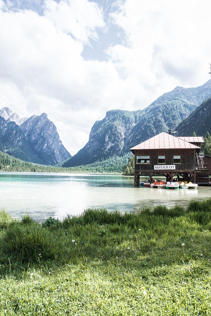 Dolomitenregion Drei Zinnen Toblacher See