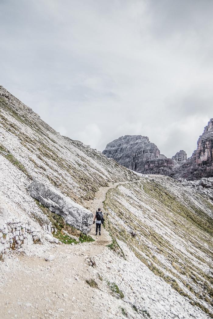 Dolomitenregion Drei Zinnen Wandern