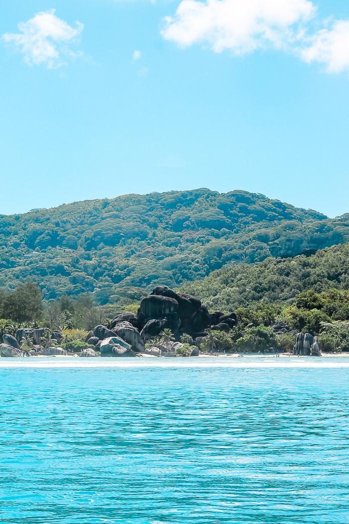 Inseln auf den Seychellen
