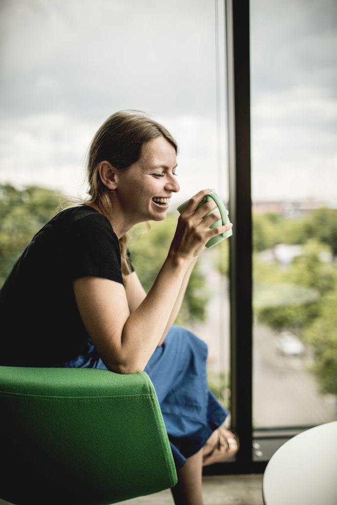 Christine Neder Kaffee