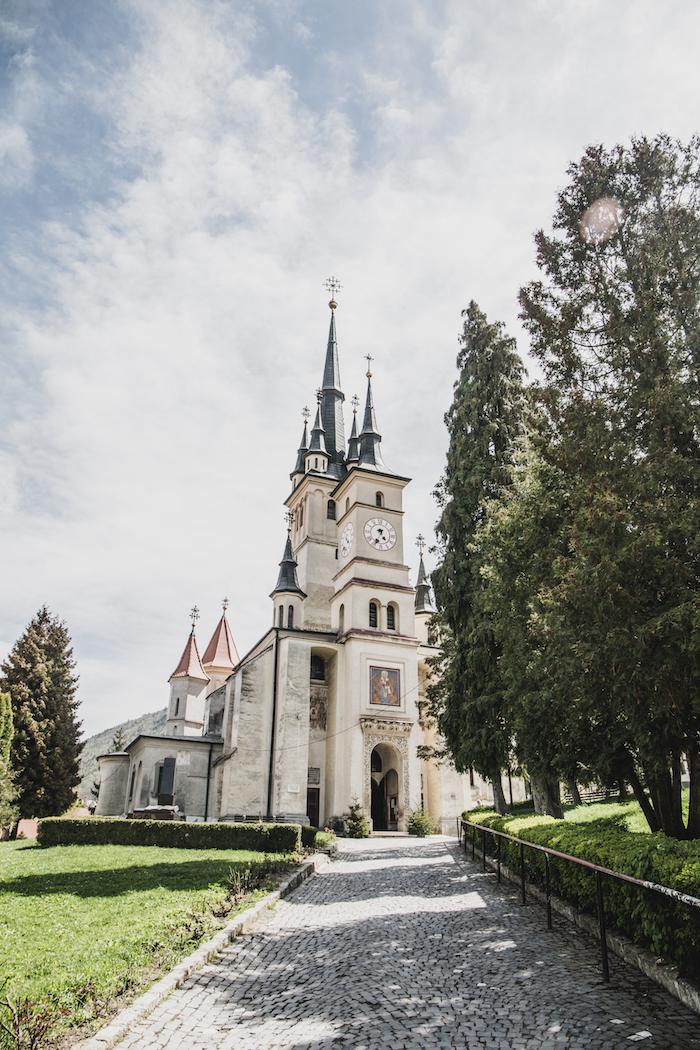 Kirche in Kronstadt