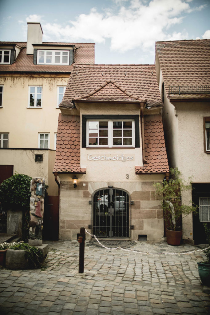Kleinstes Haus Fürth