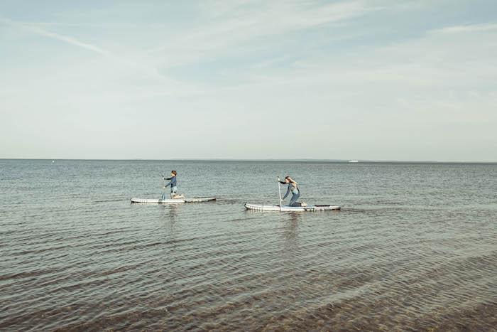 SUP Ostsee