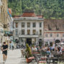 Marktplatz in Brasov