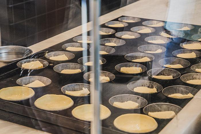 Pasteis de Nata Zubereitung