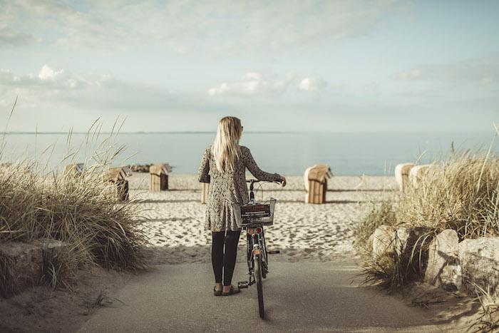 Pause machen am Timmendorfer Strand