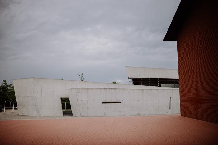 Vitra Campus Fire Station