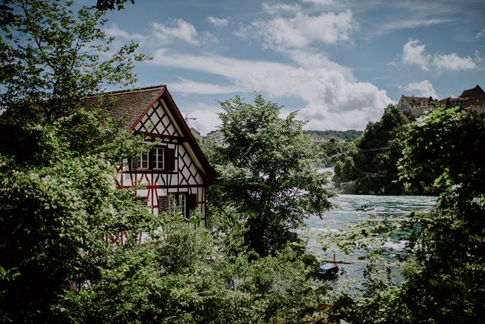 Rheinfall Schaffhausen Ausflugsziel