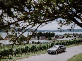 Ausflugsziel Baden-Württemberg Weinberge