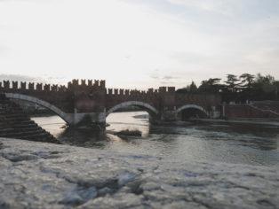 Ponte Pietra Brücke