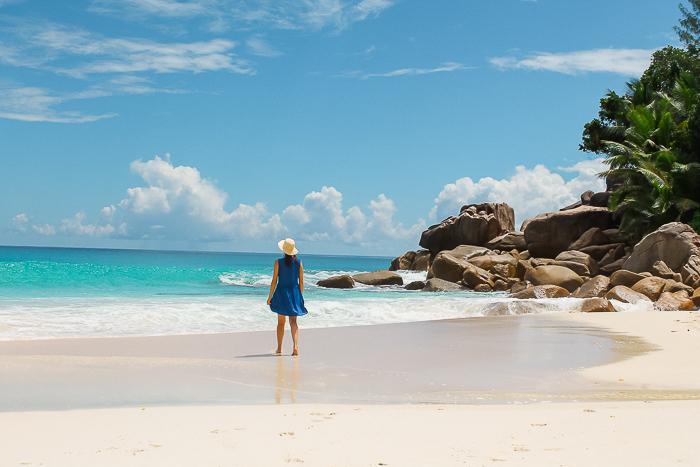 Traumstrände auf den Seychellen