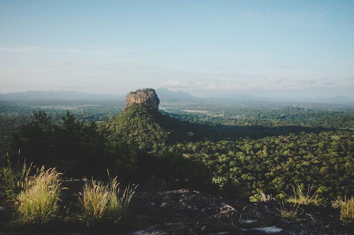 Pudurangala Rock