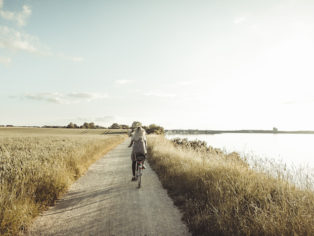 Radeln auf dem Ostseekuestenradweg