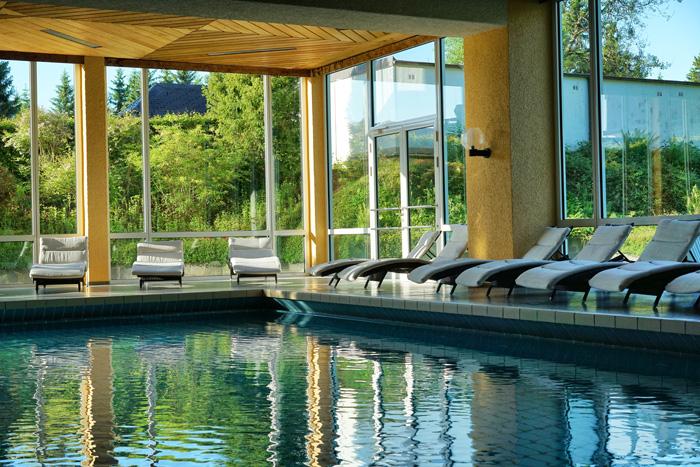 Schwimmbad Hotel Saigerhöh