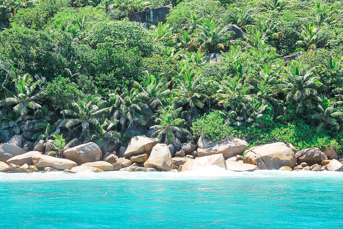 Indischer Ozean Seychellen