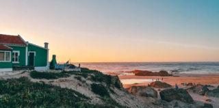 Wandern in Portugal – unser erster Ausflug zum geheimen See