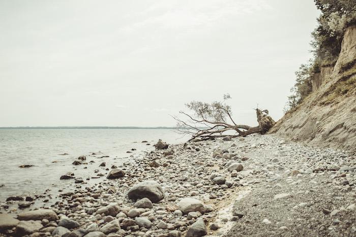 Steilküste Urlaub an der Ostsee