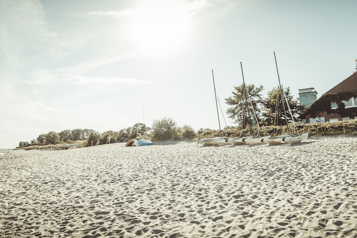 Urlaub an der Ostsee Strände