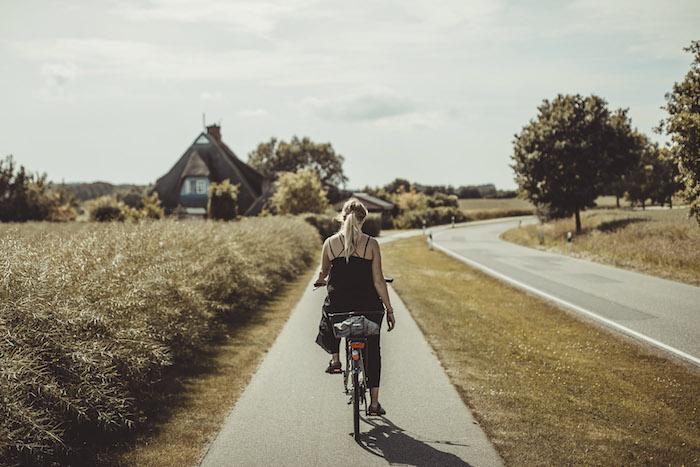 Radwege Ostsee