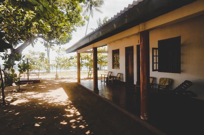 Unterkunft Sri Lanka