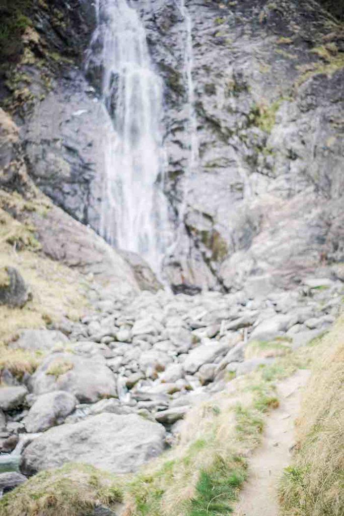 Wasserfall in Meran