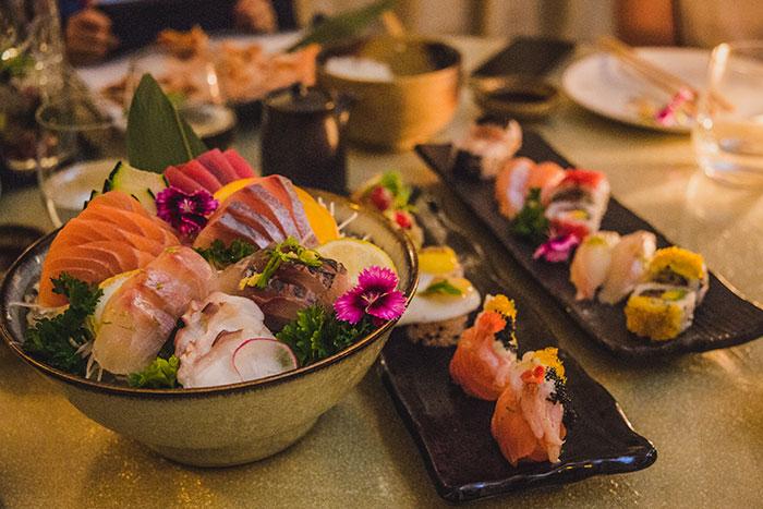 Yakuza First Sushi Lissabon