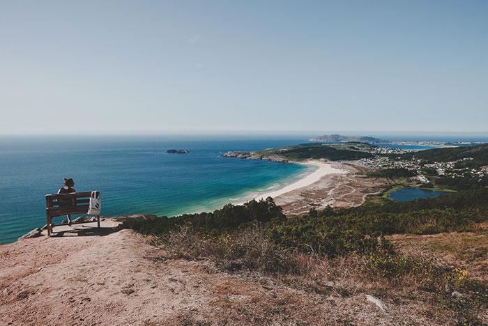 Ausblick aufs Meer