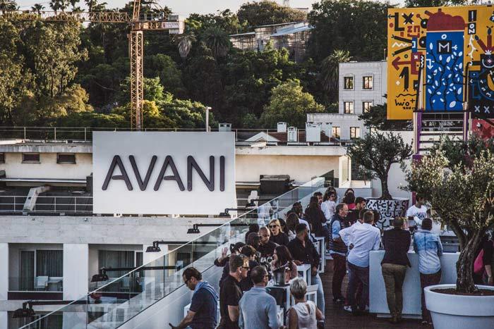 Avani Sky Bar
