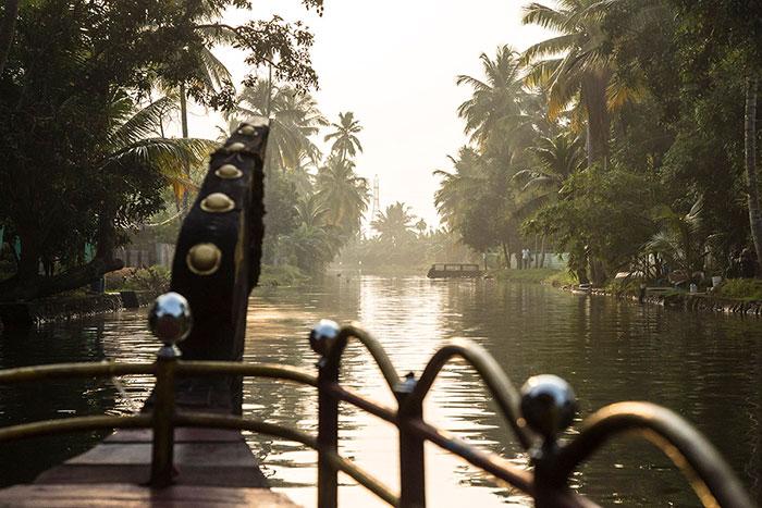 Bootstour Indien