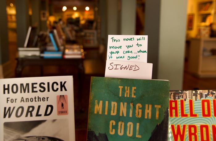 Greenwood Bookstore