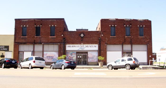 Highway 61 Museum